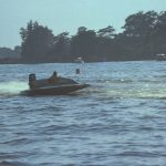 Motor boat 'BOBCAT' on Oulton broad