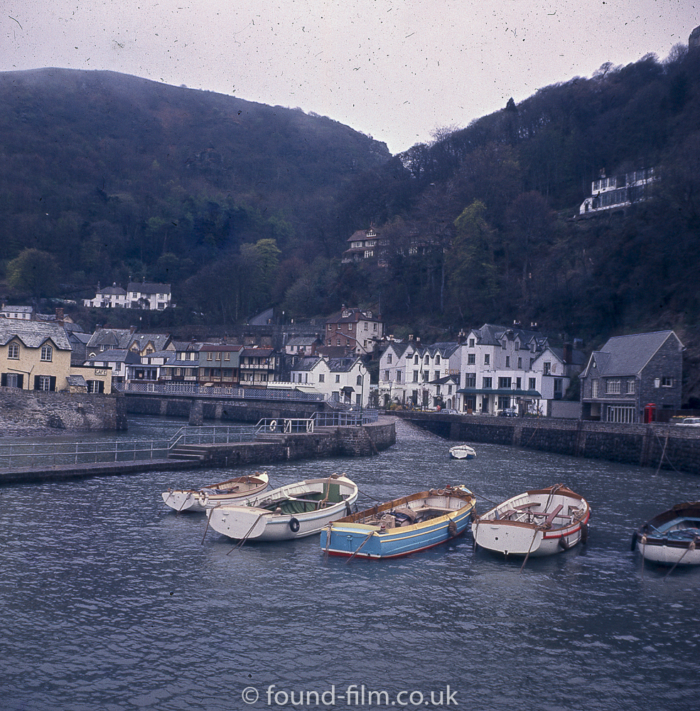 Lynmouth with the tide in