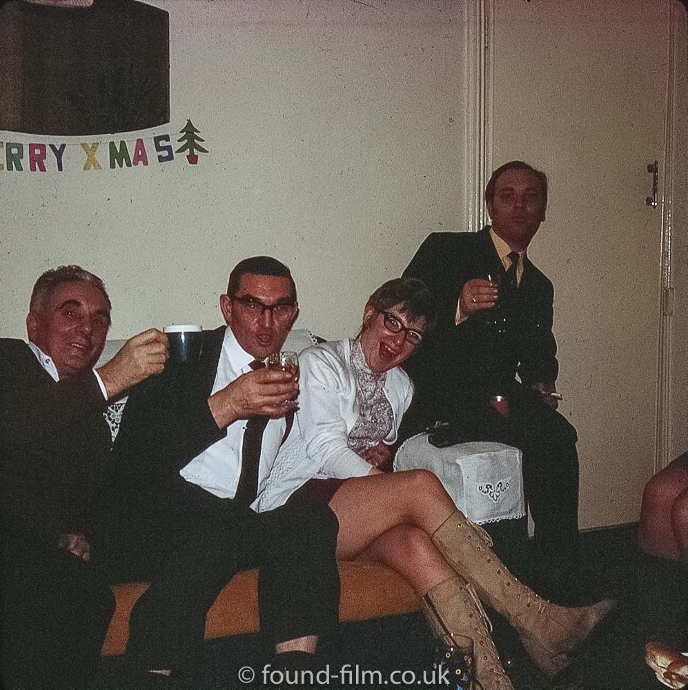 New Year's day 1972