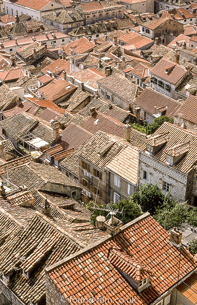 Roofs, roofs and more roofs