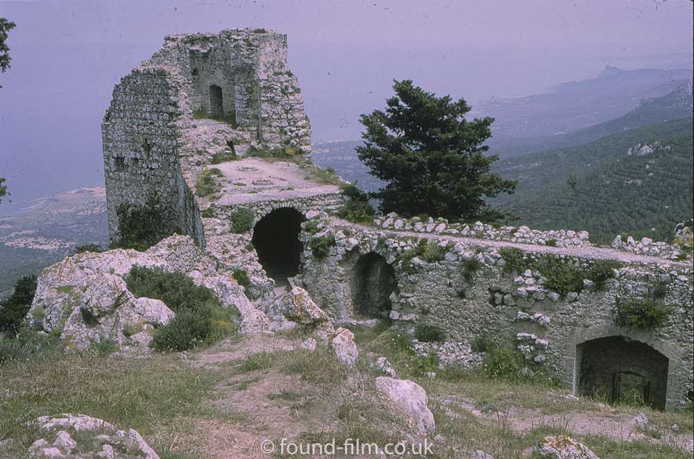 Kantra Castle, Cyprus