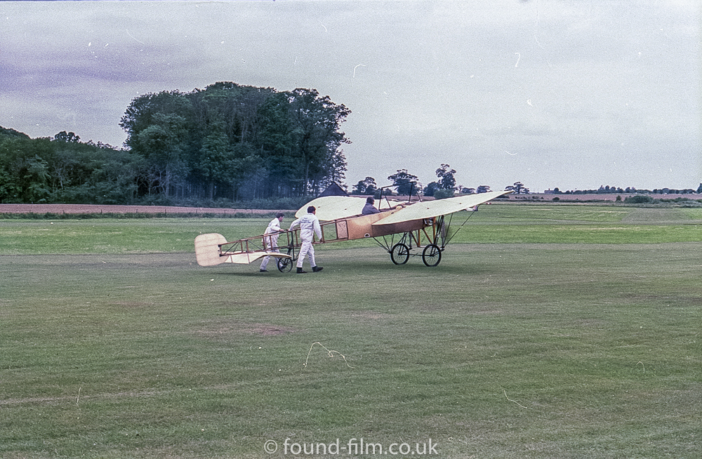 Very Old Aircraft