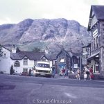 Coniston in the Lake District