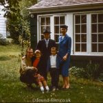 Family Portrait from America in 1961