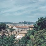 A view over the city of Rome