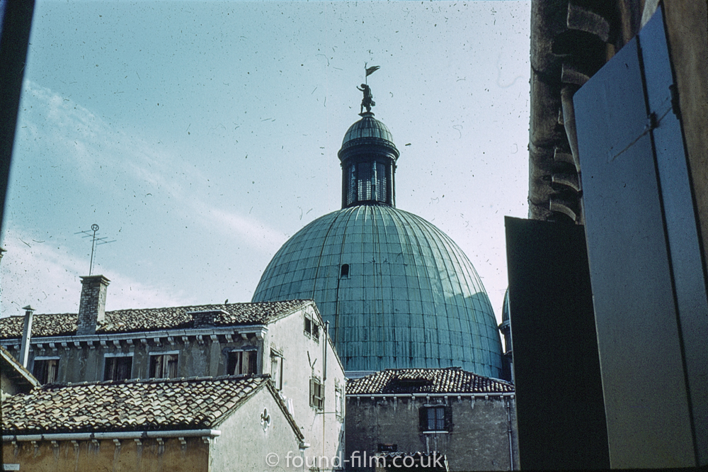 San Simeon Piccolo Church Venice