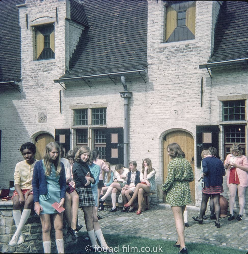 School trip to Belgium