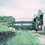 Early picture of Crich Tram Museum – June 1965