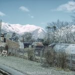 Dalmally Railway Station – April 1963