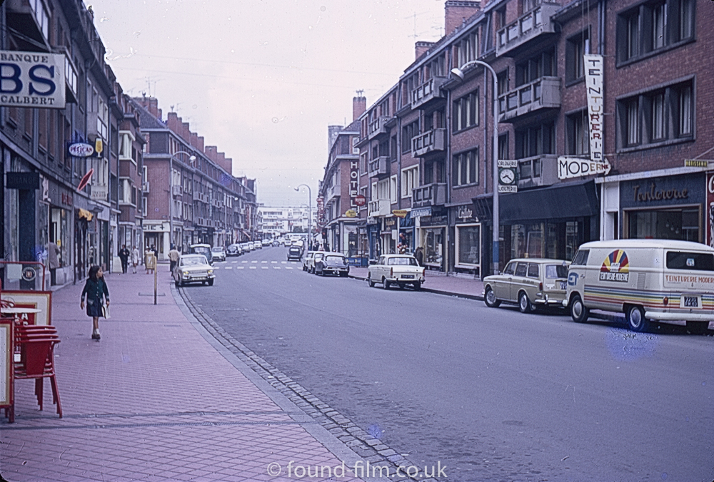 French street - Nov 1969