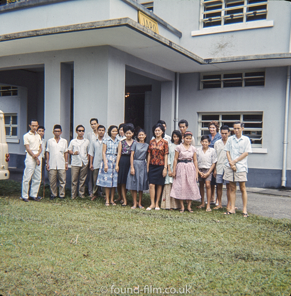 Group in Singapore