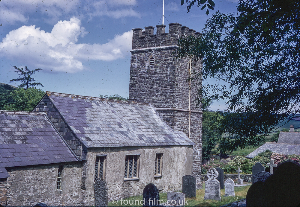 Oare church, Somerset