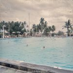 RAF Seletar swimming pool
