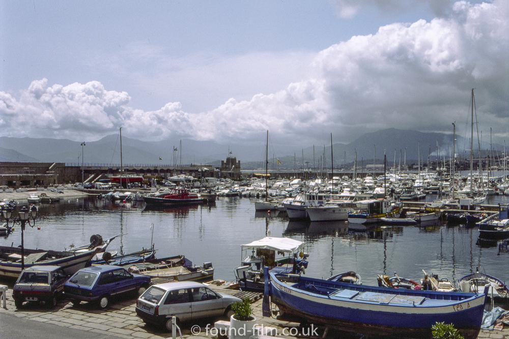 Unknown harbour