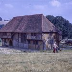 Weald and Downland museum building, September 1972