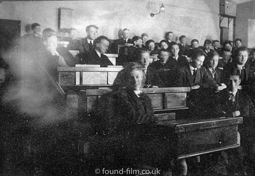 School room - mid 1920s