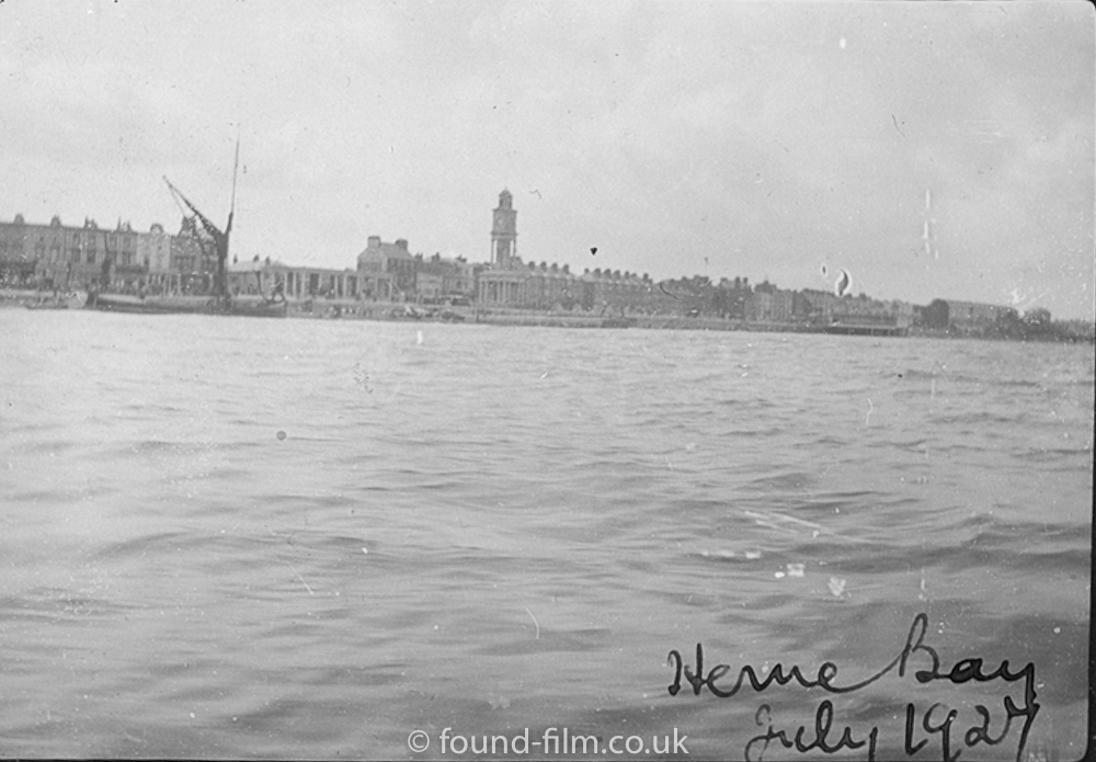 The sea at Herne Bay