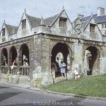 Market Hall Chipping Campden in June 1975