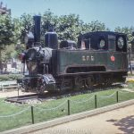 Steam Train, Girona  – August 1971