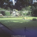Stately home garden – Sept 1961