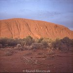 Pictures of Ayres Rock - Iconic Image