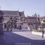 Grand Palace in Thailand – Dec 1979