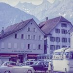 Altdorf Street Scene probably c1960