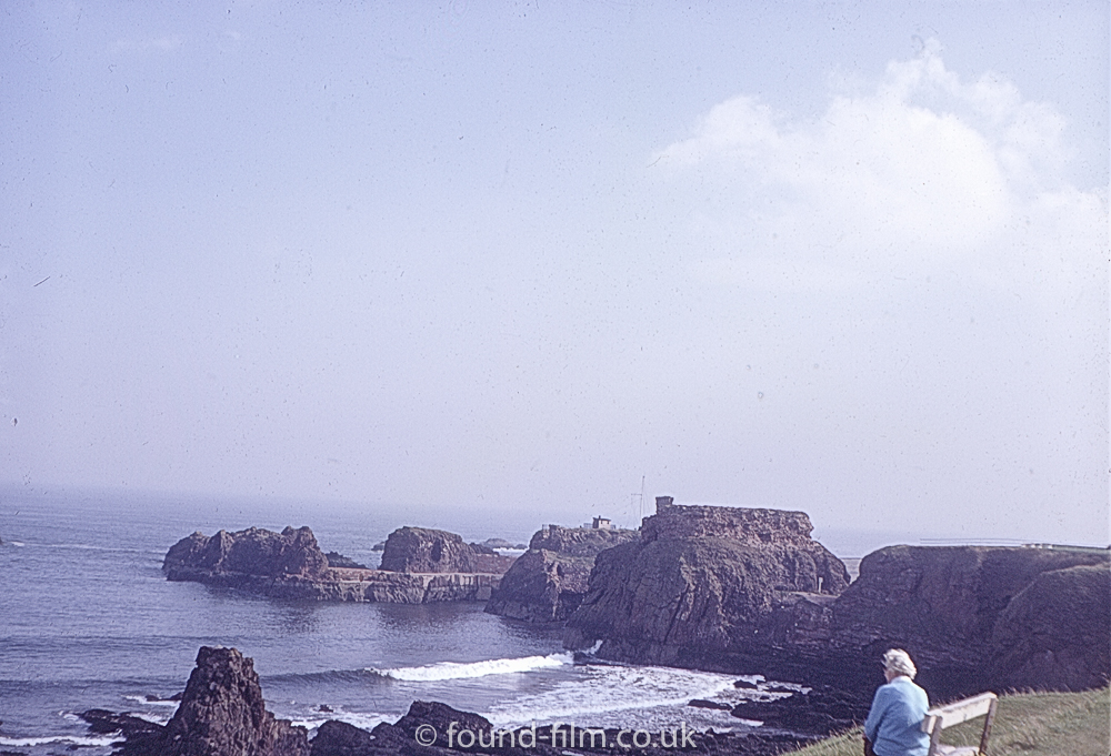 Views of Dunbar - another view of the coastline