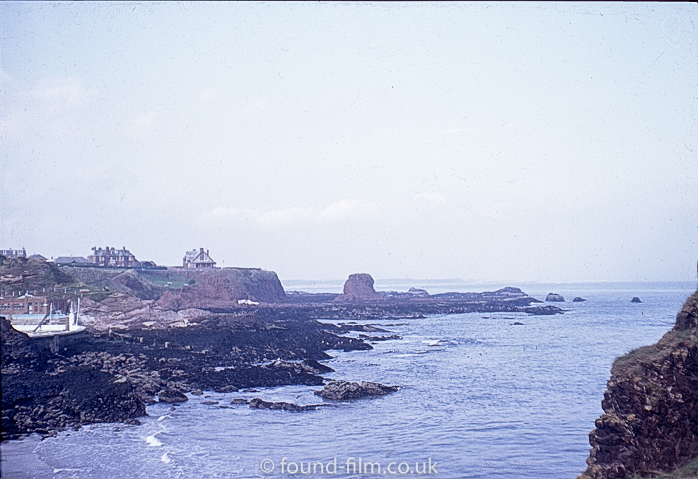 Views of Dunbar - the coastline