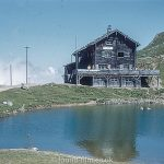 The Climber's Hut at Joch Pass (Engelburg) in 1962