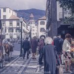Portugese Street scene from the early 1960s