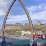 Whitby Whalebone Arch pictured in 1989