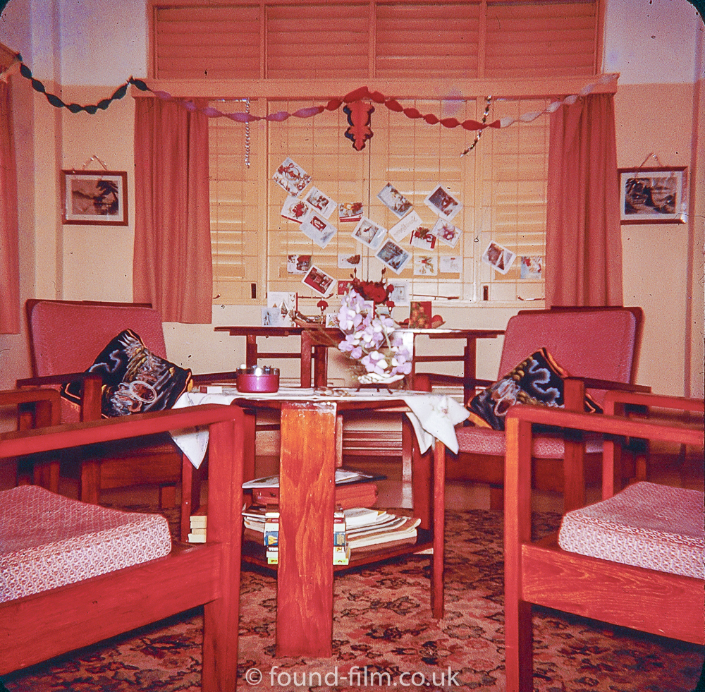 Raf Seletar interior from the early 1960s