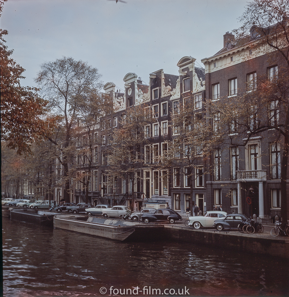 Amsterdam in the 1950s