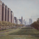 Views of New York - Park in New York