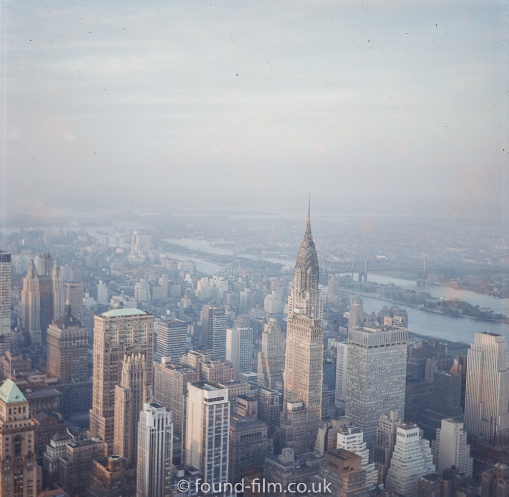 Views of New York - Aerial view of New York