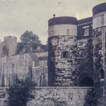 Perutz slide film - the tower of London