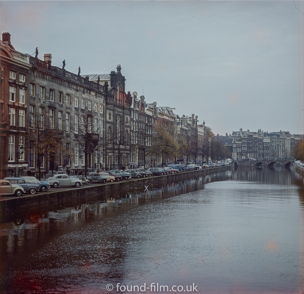 Amsterdam in the early 1960s