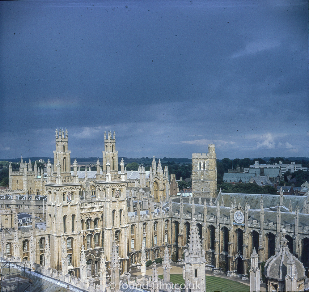 Pictures of Oxford - University buildings