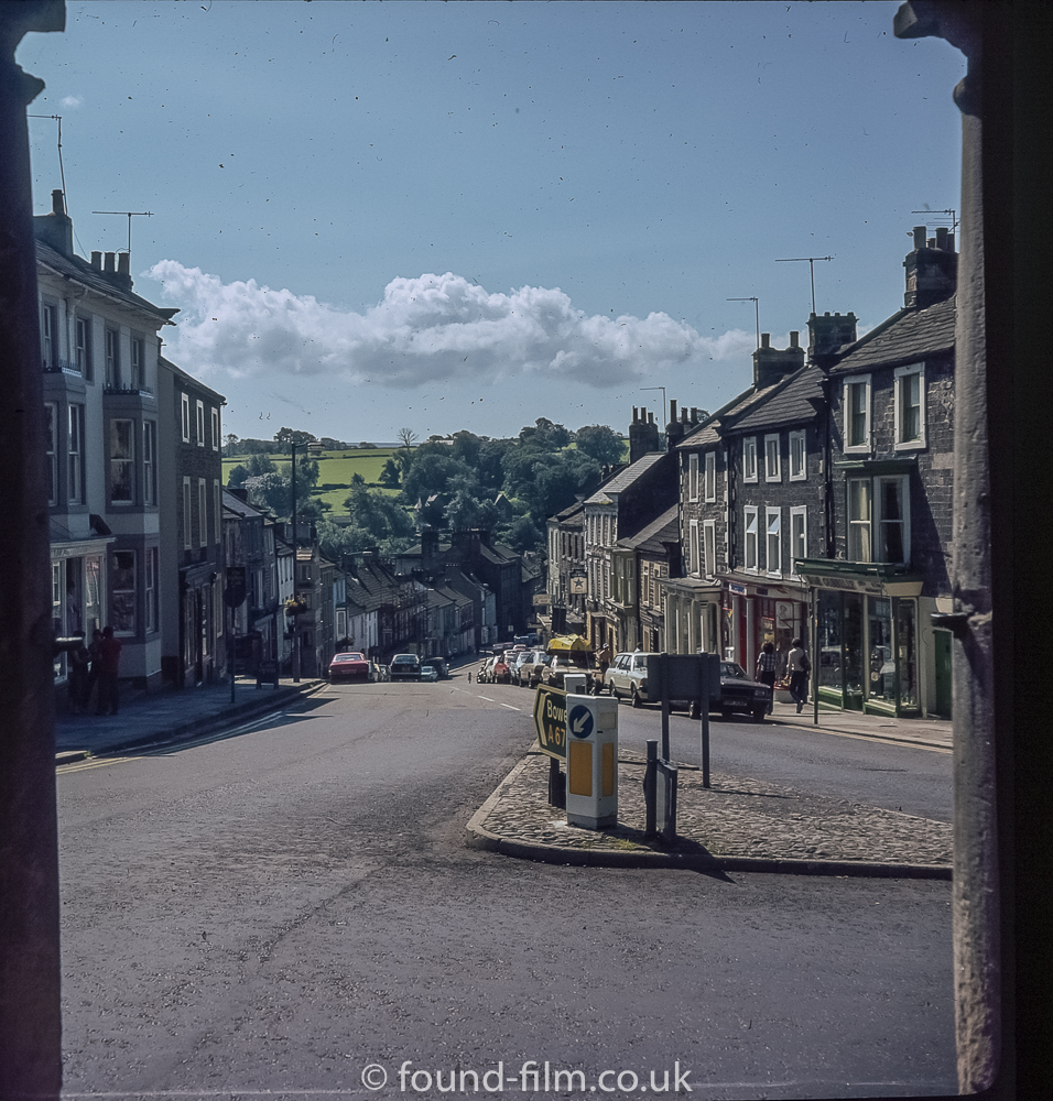 Barnard Castle in the mid 1970s