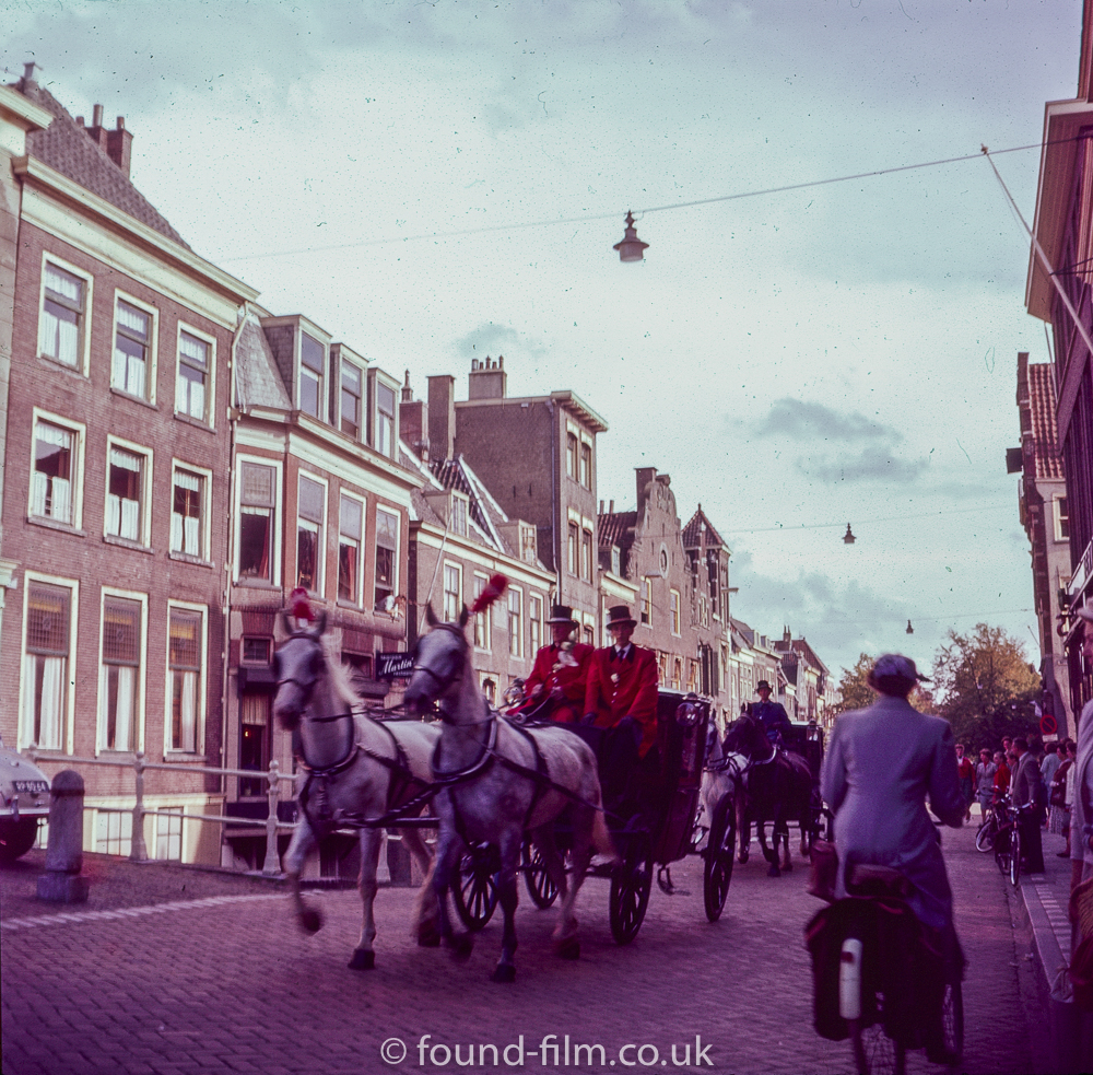 Procession in Delft 1957
