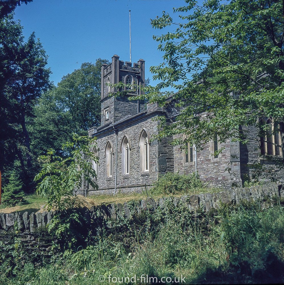 Rydal Church in the mid 1970s