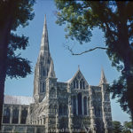 Salisbury Cathedral 1960s