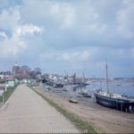 Fishing boats and landing stage