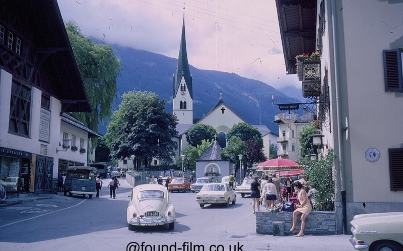 Mountain village - July 1972
