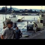 8mm film of Germany and the Rhine 1961